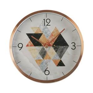 Nástenné hodiny Versa Marble