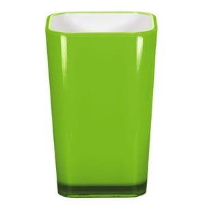Kelímok na zubné kefky Easy Green