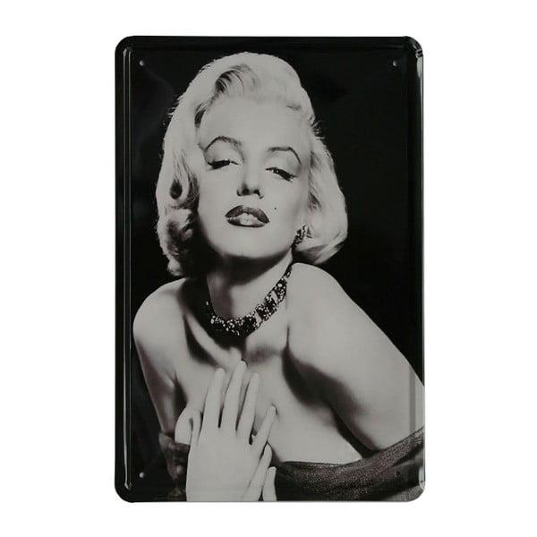 Ceduľa Special Marilyn, 20x30 cm
