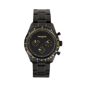 Pánske čierne hodinky Zadig & Voltaire Range