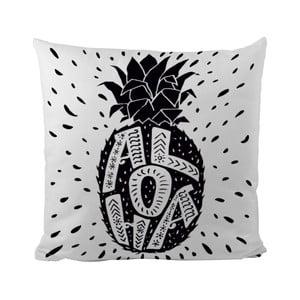 Vankúšik Black Shake Aloha, 50x50 cm
