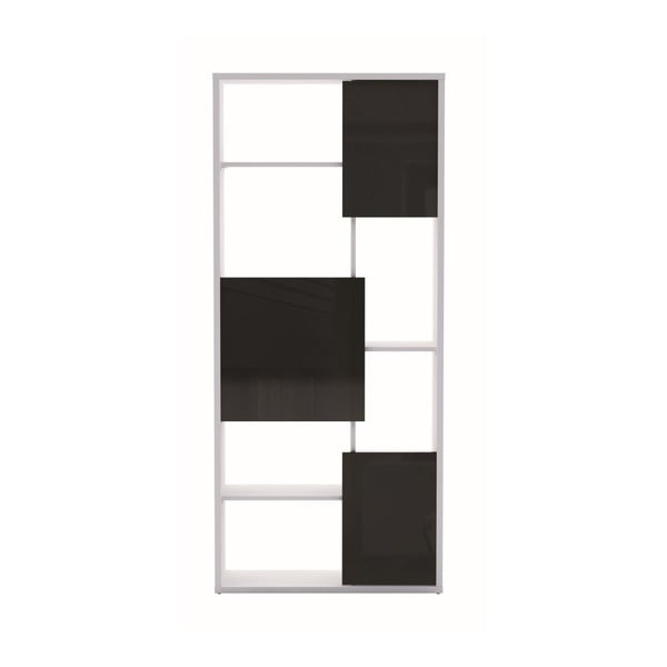 Čierno-biela knižnica 13Casa Matrix