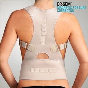 Magnetický pás na rovnanie chrbta InnovaGoods Dr Gem