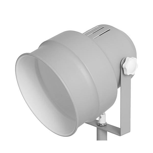 Sivá stojacia lampa ETH Studio