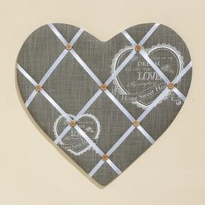 Nástenka Vintage Heart