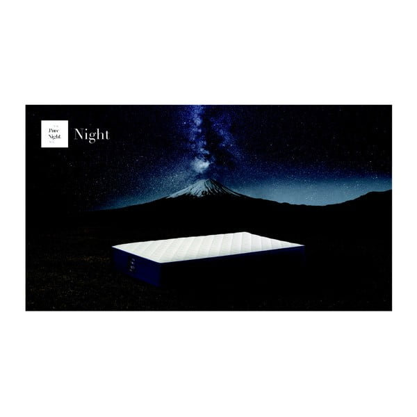 Matrac s pamäťovou penou Pure Night Night, 160×200 m