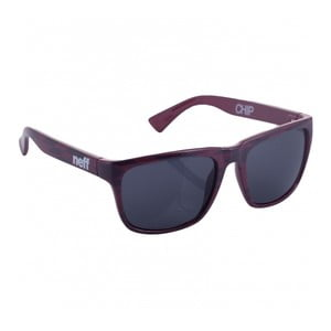 Slnečné okuliare Neff Chip Maroon