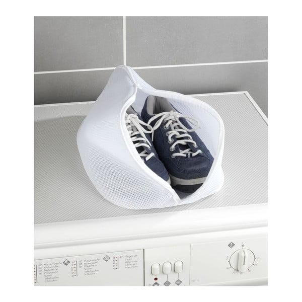 Biela sieťka na pranie topánok Wenko