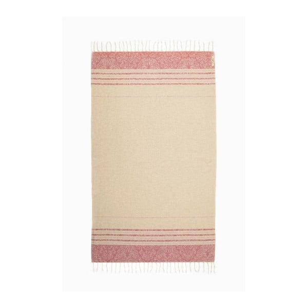 Hamam osuška Fancy Pink, 95x175 cm