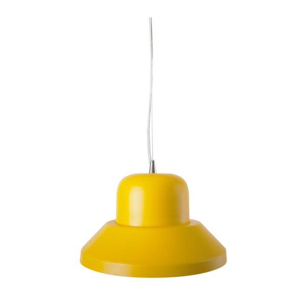 Závesné svetlo Brambla Prima Maxi, žlté
