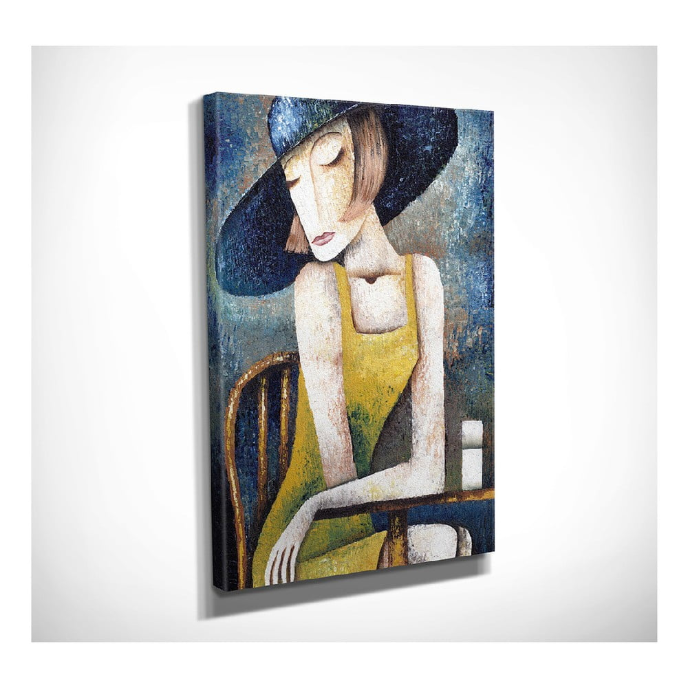 Obraz na plátne Elegance, 30 × 40 cm