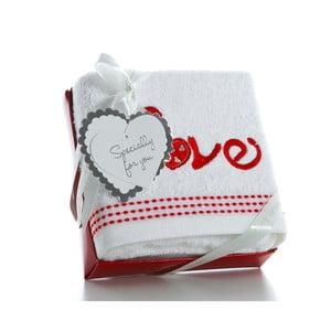 Osuška v darčekovom balení Cortek V1, 50x90 cm