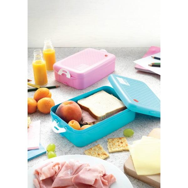 Box na desiatu Snack Pink