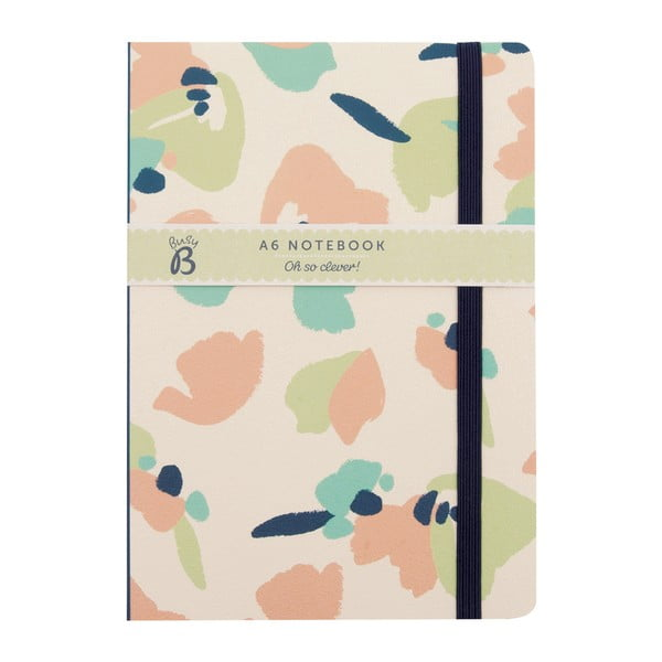Zápisník Busy B New Floral, A6