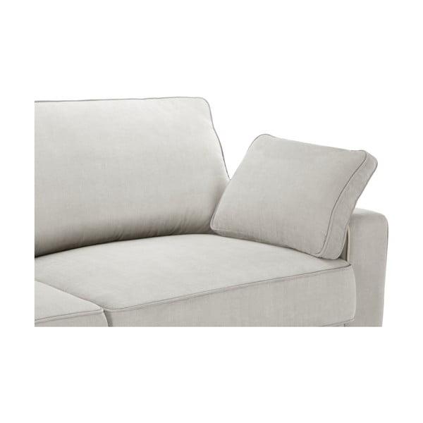Dvojdielna sedacia súprava Jalouse Maison Serena, krémová
