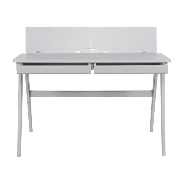 Biely pracovný stôl De Eekhoorn Oxford