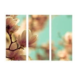 3-dielny obraz Jarné kvitnutie