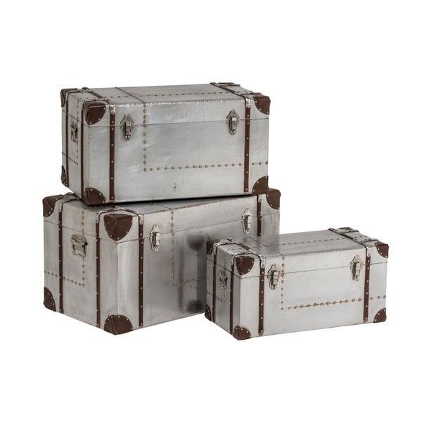 Sada 3 úložných kufrov Aviator