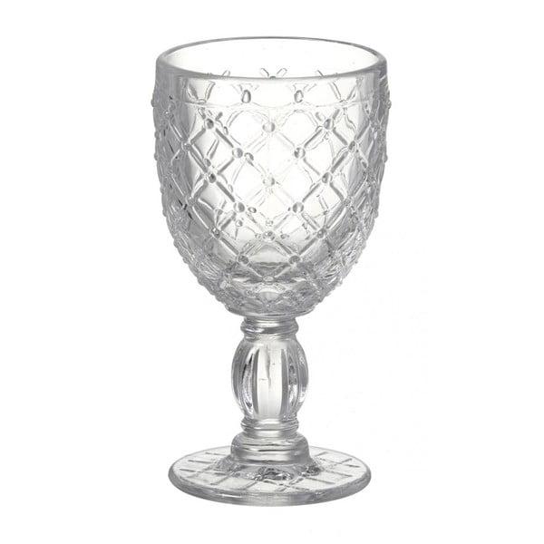 Pohár na víno Clear Deco