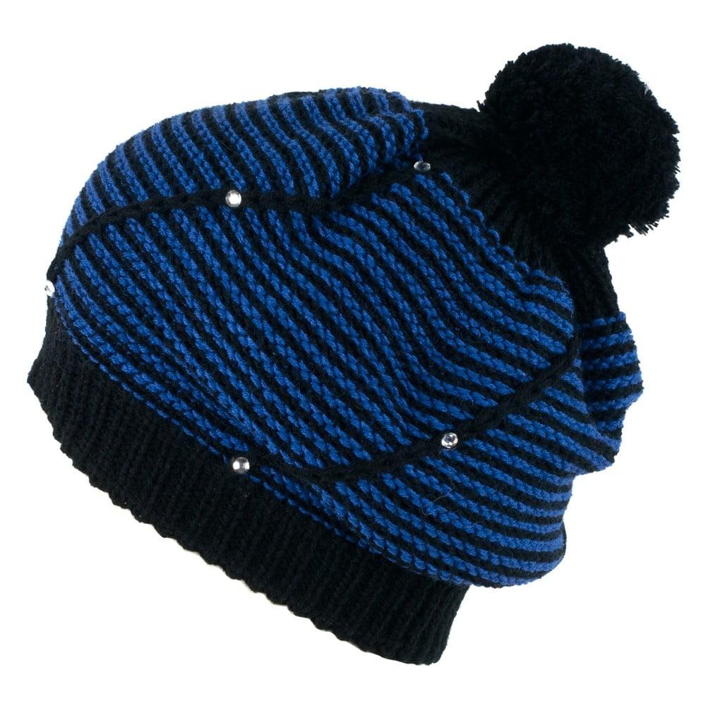 dbea21a10 Čierno-modrá dámska čiapka Art of Polo Basia | Bonami