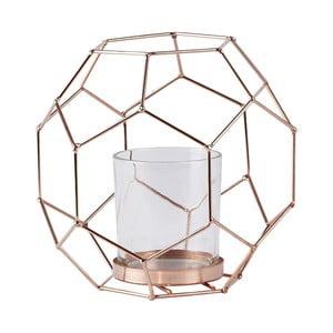 Stojan na čajovú sviečku Collec Copper