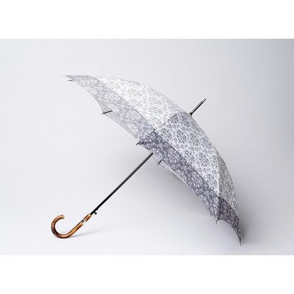 Dáždnik Damask, sivý