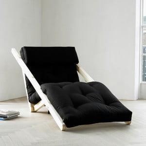 Leňoška Karup Figo, Raw/Black, 70 cm