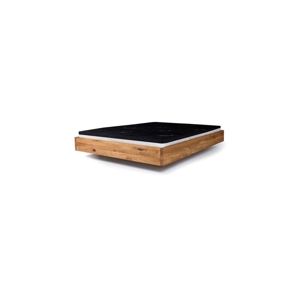 Posteľ z olejovaného jelšového dreva Mazzivo Pool, 120 × 200 cm