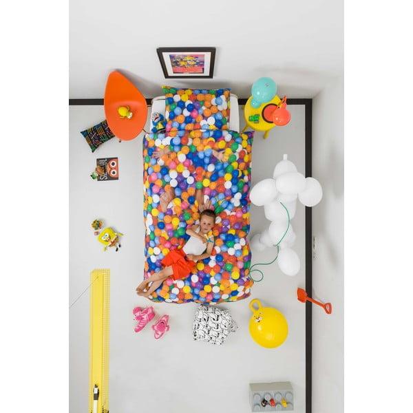 Obliečky Snurk Ball Pit, 140 x 200 cm