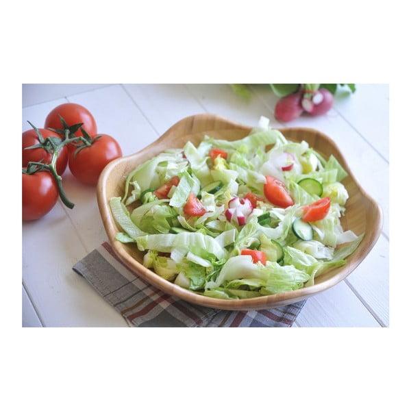 Bambusová miska Salvador Salad, 30 cm