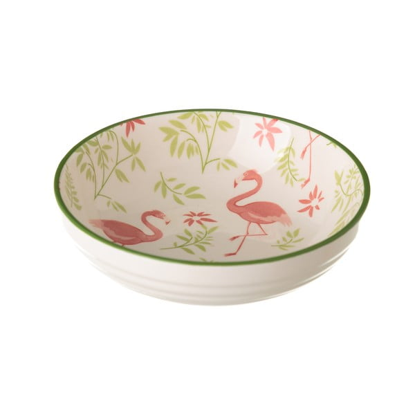 Porcelánová miska Unimasa Flamingo, ø12,6 cm