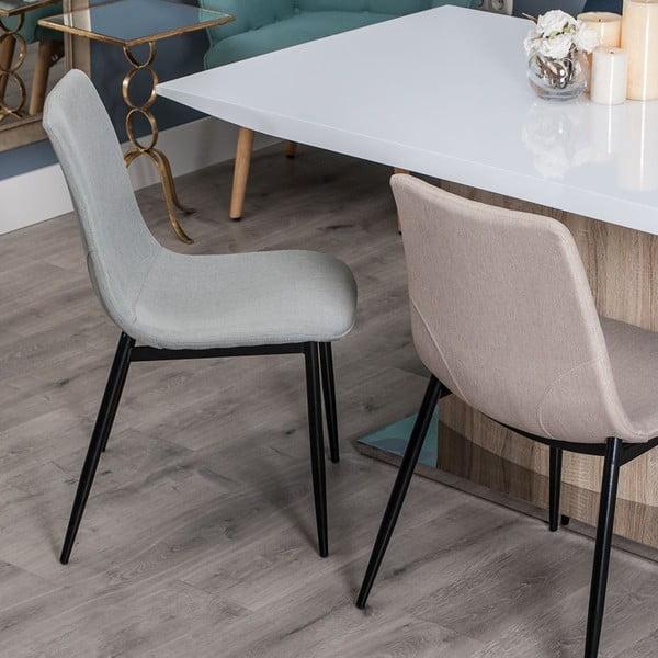 Stolička Simplicity, šedá