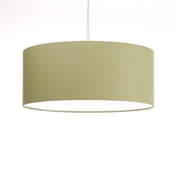 Zelené stropné svetlo Artist, variabilná dĺžka, Ø 60 cm