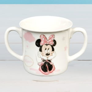 Keramický hrnček Disney Magical Beginnings Minnie Mug, 284 ml