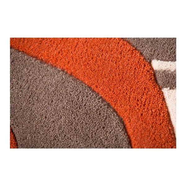 Koberec Flair Rugs Phlox Terracotta, 160 x 230 cm