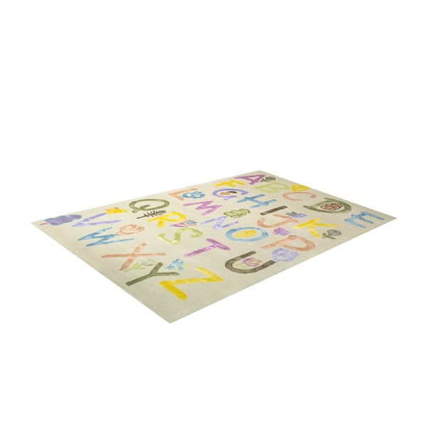 Vlnený koberec Kids Alfa, 153x244 cm