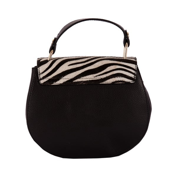 Kožená kabelka Andrea Cardone Zebra
