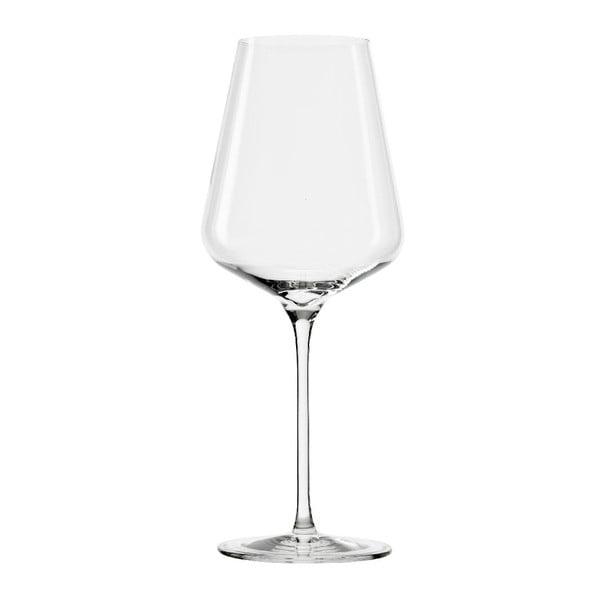 Set 6 pohárov Quatrophil Bordeaux, 644 cl