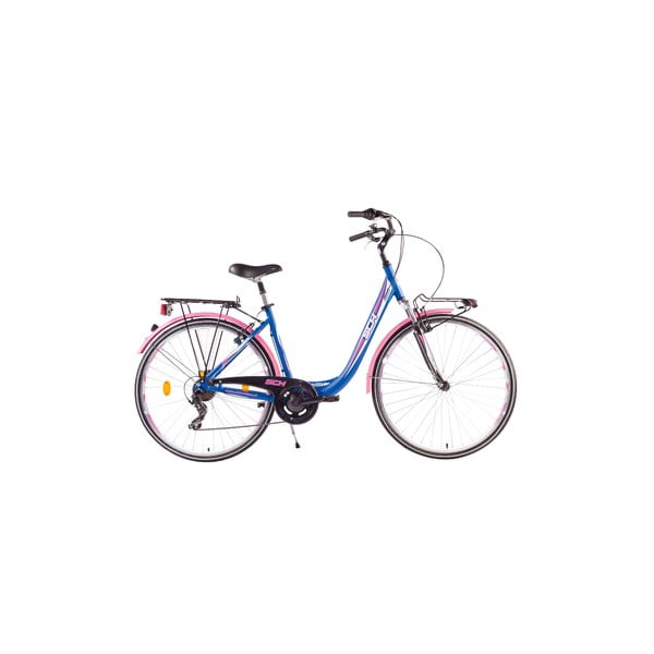 "Mestský bicykel Schiano 296-54, veľ. 28"""