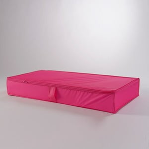 Ružový úložný box Compactor Garment, 100 x 15 cm