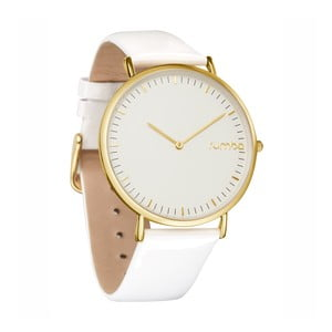 Dámske hodinky SoHo Patentt Leather Gold Snow