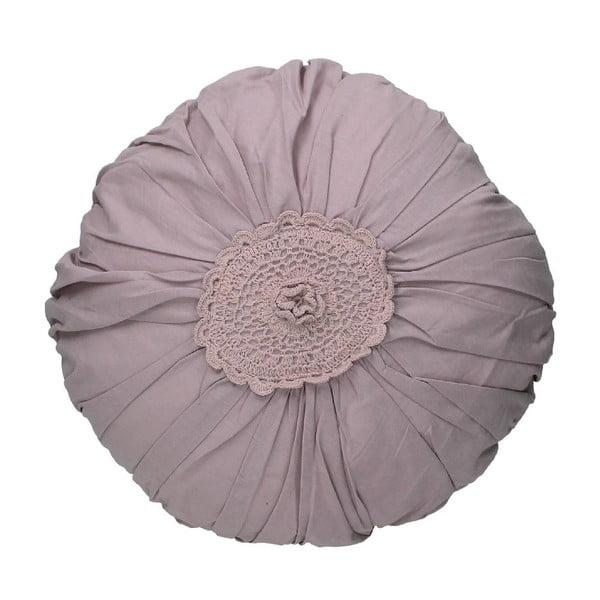 Vankúš Cotton Pink, 40x40 cm