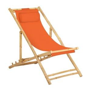Oranžové ležadlo Butlers Bondi Beach
