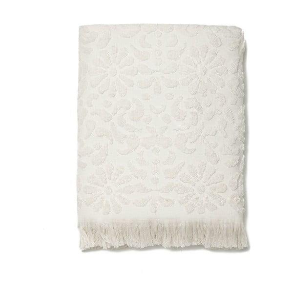 Set 4 uterákov a osušiek Riad Sand, 50x90 cm + 70x140 cm