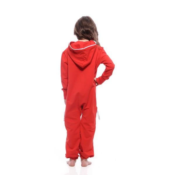 Detský overal Summer Red, 4-5 rokov
