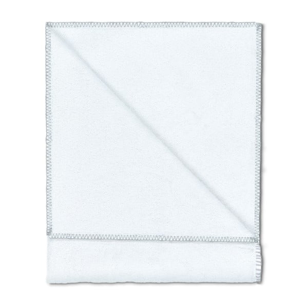Sada 2 osušiek Whyte 100x150 cm, biela/šedá