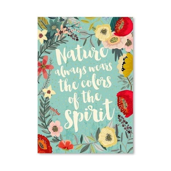 Plagát od Mia Charro - Nature Always