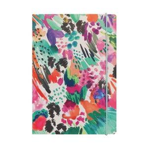 Zápisník A5 Portico Designs Carnival, 160 stránok