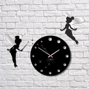 Nástenné hodiny Fairies