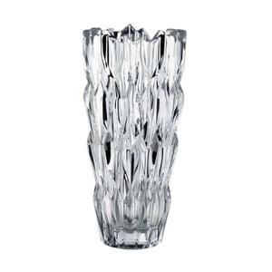 Váza z krištáľového skla Nachtmann Quartz, 26 cm
